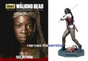 The Walking Dead Collector's Models Collection #03 Michonne Eaglemoss